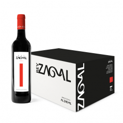 REY ZAGAL ROBLE 2013 CAJA 6 BOTELLAS